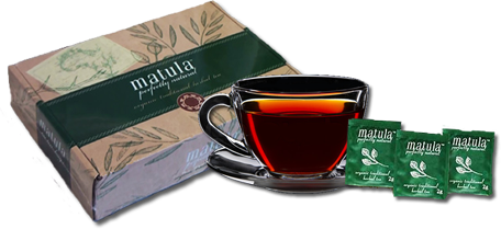 What are the side effects from taking Matula Herbal Tea?